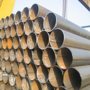 Hot Rolled Welded Round Steel Hollow Section pictures & photos