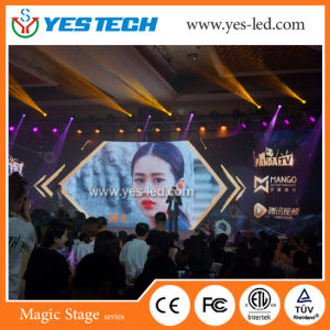 Full Color High Definition SMD Indoor Stage LED Screen pictures & photos