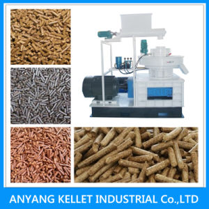 Wood Pellet Machine for High Quality Wood Pellet