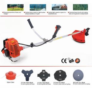 52cc Gasoline Brush Cutter Grass Trimmer pictures & photos