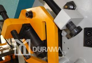 Hydraulic Ironworker / Universal Punching & Cutting Machine /Durama Ironwork Machine/ Punching Machine/Shearing Machine / Cutting Machine pictures & photos
