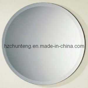 Beveled Mirror with Various Shapes From Silver Coated Mirror
