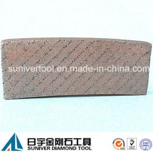 Diamond Aligned Tech Diamond Segment for Granite pictures & photos