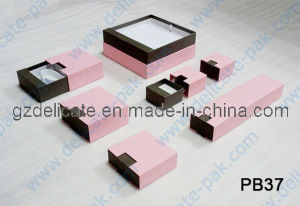 Jewelry Cardboard Box Printing (PB37)