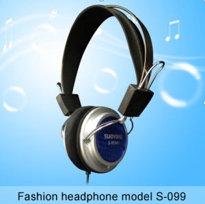 Aovo-S905 Low Price Headband Headphone/Headset with Microphone