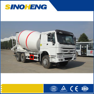 Top Brand for Sale Sinotruk 8 Cubic Meters Concrete Cement Mixer Truck pictures & photos