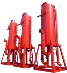 Mud Gas separator for Oilfield Mud Cleaning and Solids pictures & photos