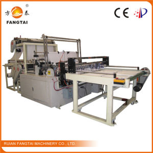Six Lines High Speed Bag Making Machine pictures & photos