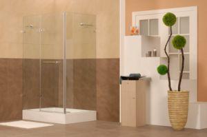 Caml 1200*860 Rectangle Hinge Shower Enclosure/Shower Door/Shower Room (CPM109)