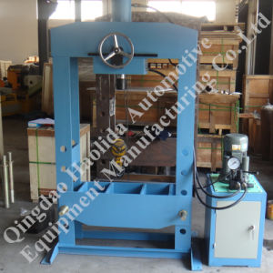 H-Frame Electrical Oil Press Machine 65t pictures & photos