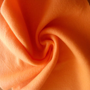 Plain Fleece Fabric for Home Textile pictures & photos