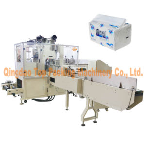 Automatic Tissue Paper Packaging Machine for Sanitary Napkin pictures & photos
