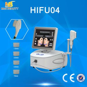 Portable Face and Body Skin Tightening Slimming Machine pictures & photos