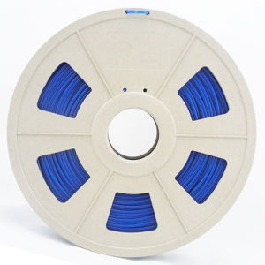 Hot Selling PLA 3.0mm Blue 3D Printing Filament pictures & photos