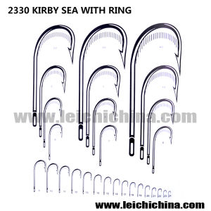 Top Quality Kirby Sea Hook with Ring pictures & photos