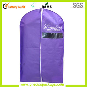 Reusable Custom Breathable PP Non Woven Suit Cover