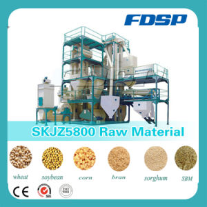 Complete Feed Pellet Mill Poultry Feed Plant (Skjz5800) pictures & photos