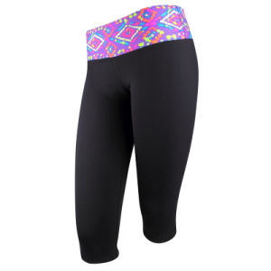 Women′s Running & Fitness Pants/Tights pictures & photos