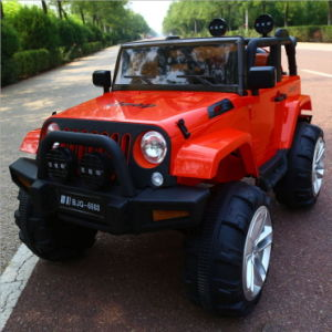 high quality wholesale electric jeep car for kids