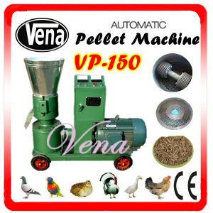 Home Use Lowest Price of Mini Chicken Feed Pellet Mill Machine Vp-150 pictures & photos