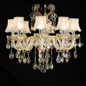 Very Popular Traditional Crystal Lamps Lighting pictures & photos