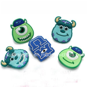 Cartoon Silicone Shoe Charms for Kids Shoe Decoration pictures & photos