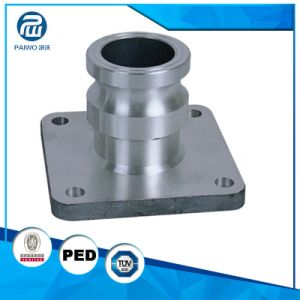 Forged CNC Machining Precision 34CrNiMo6 12crmo Steel Flange pictures & photos