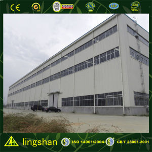 China Low Cost Prefabricated Steel Structure Building pictures & photos