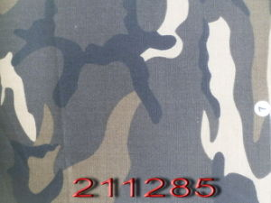 The Wilds Style Ripstop Military Camouflage Fabric pictures & photos