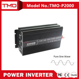 Energy Saving 2000W 12V 110V Pure Sine Wave DC Inverter pictures & photos