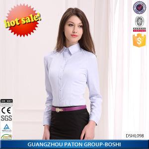 Women′s Shirt, Women′s Business Wear-Dshl098 pictures & photos