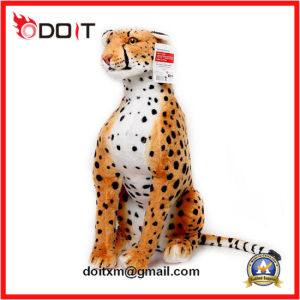 Leopard Plush Toy Leopard Stuffed Animal Stuffed Leopard Toy pictures & photos