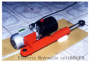 Electric Hydraulic Cylinders