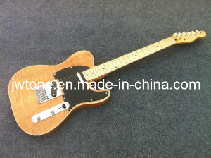 Quilted Maple Top Tele Guitar pictures & photos
