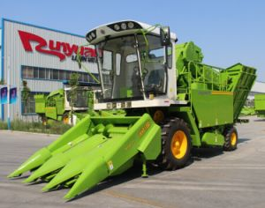New Condition 4yz-3b Corn Harvesters Machine China Manufacturer