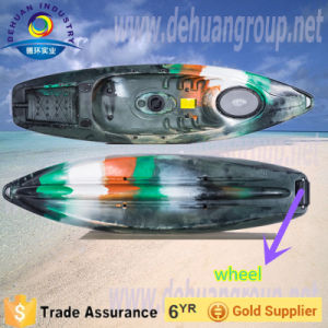 New Single Fishing Kayak, Fishing Canoe (DH-WALI)
