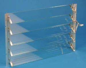 Louvre Glass, Clear or Sanded, Acid Etched Glass, Single or Double Side pictures & photos