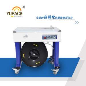 Yupack Latest Semi Automatic Strapping Machine with Double Motor pictures & photos