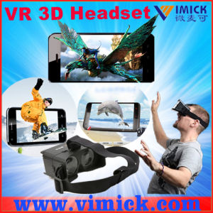 Hands Free Smartphone 3D Virtual Reality Glasses 3D Glasses Vr Box Case Virtual Reality