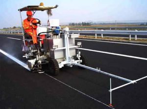 Traffic Thermoplastic Raw Material Reflective Road Marking Paint Glass Beads pictures & photos