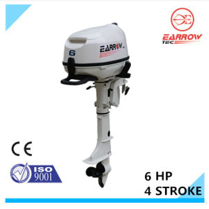Outboard Motor of Four Stroke 6HP pictures & photos