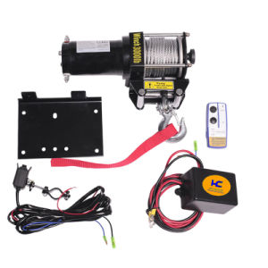ATV Electric Winch HC3000 CE Winch pictures & photos