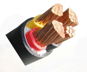 XLPE Insulated PVC Sheathed Flame Retardant Power Cable pictures & photos