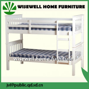 Solid Wood Separable Adult Double Bed in Single Size (W-B-0083) pictures & photos
