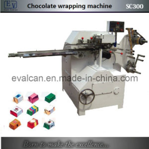 Chocolate Wrapping Machine (SC300) pictures & photos