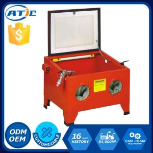 Bench Top Steel Cabinet Sandblaster pictures & photos
