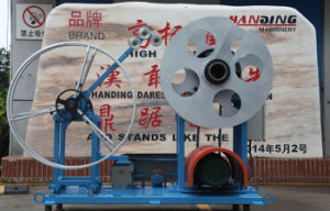 Rewinding Machine for Wire Cable Manufacture pictures & photos