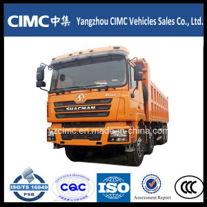 China Shanqi Shacman 8X4 F3000 375HP Mining Dump Truck pictures & photos