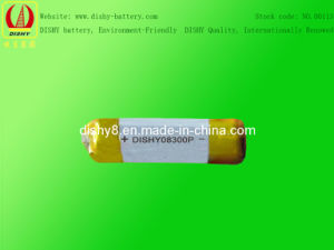 Cylindrical Li-ion 120mAh 08300 E-Cigarette Battery