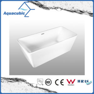 American Standard Acrylic Freestanding Bathtub (AB6301W) pictures & photos